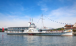 Steamboat cruise Royalty Free Stock Photos