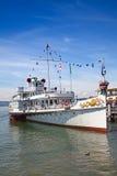 Steamboat cruise Stock Photos