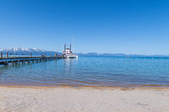 Steamboat Lake Tahoe Stock Photo