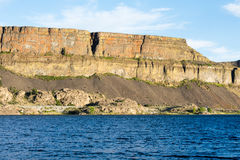 Free Steamboat Rock State Park In Eastern Washington State, USA Stock Image - 89771761