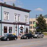 Steamboat Springs Foto de archivo