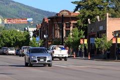 Steamboat Springs Colorado Royaltyfri Foto