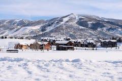 Steamboat Springs, Colorado Stock Photos