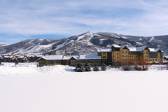 Steamboat Springs, Colorado Royalty Free Stock Image