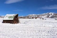 Steamboat Springs, Colorado Stock Image