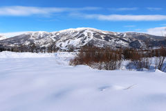 Steamboat Springs, Colorado Royalty Free Stock Photo