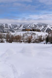 Steamboat Springs, Colorado Stock Image