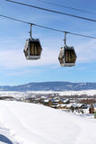 Steamboat Springs, le Colorado Images stock