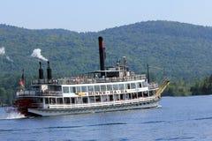 steamboatsternwheel Royaltyfri Foto