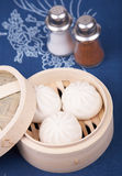 Steamed bun Royalty Free Stock Images