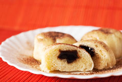 Steamed buns Stock Photos
