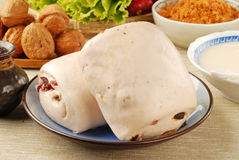 Steamed buns Royalty Free Stock Photos