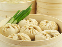 Steamed Chinese Buns Stock Image