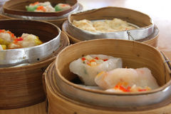 Steamed dimsum Stock Image