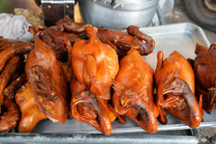 Steamed duck Royalty Free Stock Photos