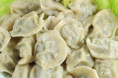 Steamed Dumpling Royalty Free Stock Photography