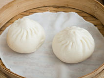 Steamed dumpling Royalty Free Stock Photos