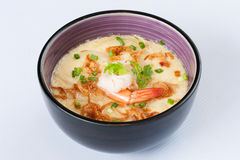 Steamed egg Royalty Free Stock Image