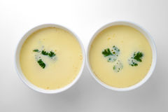 Steamed egg Royalty Free Stock Photography