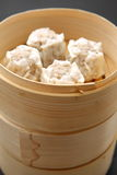 Steamed meat dumpling Royalty Free Stock Photography