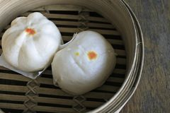 Steamed Pork Buns Royalty Free Stock Images