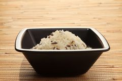 Steamed rice Stock Photography