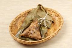 Steamed rice dumpling Stock Photos