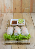 Steamed rice noodle rolls recipe stock photos