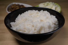 Steamed rice Royalty Free Stock Photography