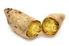 Steamed Sweet Potato Stock Photos
