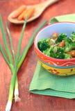 Steamed vegetables Stock Images