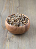Steamed wild rice Stock Images