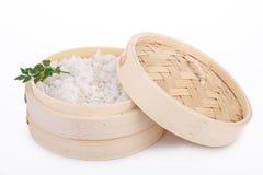 Steamer rice Royalty Free Stock Photos