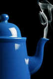 Steaming hot brew Royalty Free Stock Image