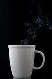 A steaming hot drink Stock Images