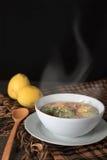 Thai foods Joke (Rice Porridge with mince pork) Royalty Free Stock Images