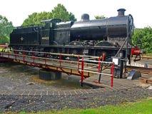 Steamlmotor Stock Foto