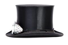 Steampunk帽子 免版税库存照片
