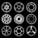 Steampunk зацепляет вектор иллюстрация штока