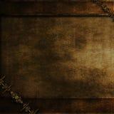 Steampunk зацепляет предпосылку Стоковое Изображение RF