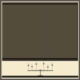 Steampunk освещает предпосылку Стоковое Фото