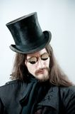 steampunk портрета Стоковое Изображение RF