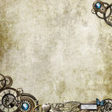 Steampunk illustration libre de droits