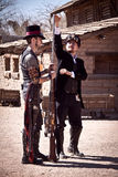 steampunk Стоковые Фото