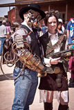 Steampunk Fotografia de Stock Royalty Free