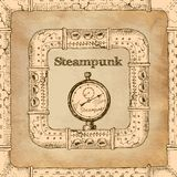 Steampunk stock illustratie