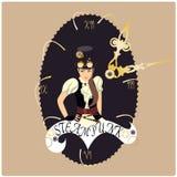 Steampunk Immagini Stock