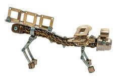 Steampunk animal. royalty free stock image