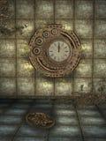 Steampunk-Art Lizenzfreie Stockfotos