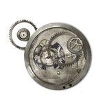 Steampunk Centre Isolated Stock Photos